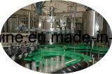Kronen-Schutzkappen-Glasflaschen-Bier waschendes füllendes mit einer Kappe bedeckendes Maschinen-Gerät des Geräten-3 in-1