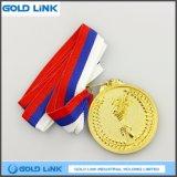 기념품이 던지는 올림픽 토치 메달 주문 금메달 동전에 의하여
