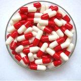 Freie rote Gelatine-leere Kapsel-Größe 0