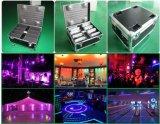 12PCS LED 무선 편평한 DMX 단계 동위 Uplighting