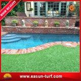 Caliente-Venta del precio artificial de la hierba del jardín para el jardín con C-Dimensión de una variable
