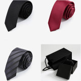 Os laços de seda Handmade os mais atrasados da garganta dos produtos novos para homens