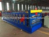 Azulejo de azotea de acero del color de Kxd que forma la máquina para la venta