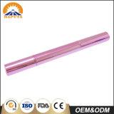 5ml 10ml buntes Zahn-Goldkosmetische luftlose Aluminiumfeder