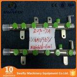 掘削機のためのヒュンダイR290-7の燃料のMainfoldの共通の柵3977530 0445226042