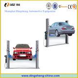 Столб машины 2 подъема автомобиля подъема гаража гидровлический