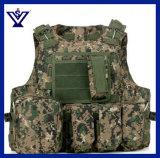 卸し売り軍の機密保護のカムフラージュの戦術的な刺証拠のベスト(SYSG-111)