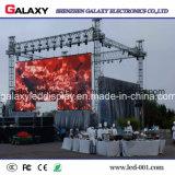 Afficheur LED de la galaxie HD P3.91/P4.81/5.95/panneau de location d'Afficheur LED/Afficheur LED extérieur
