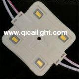 Luz impermeável do módulo do diodo emissor de luz de 5730 injeções