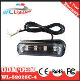4W 표면 마운트 선형 LED 표시등