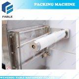 Máquina de empacotamento inoxidável cheia da selagem da bandeja do envolvimento de alimento