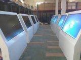suelo 55-Inch que coloca el vídeo del LCD/la visualización de Advertisng/la señalización al aire libre de Digitaces