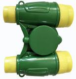 Heißer Verkaufs-Plastikteleskop-Binokel-Spielwaren für Kinder