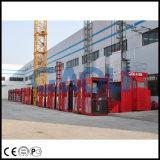 Ascenseur de construction de Gaoli Sc200/200 pour le passager et le matériau
