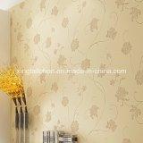 Estilos populares de papel de pared de vinilo para decoración Habitación y hotel