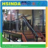 Rivestimento dell'interno ed esterno di alta qualità di struttura dell'acciaio inossidabile dell'epossidico del poliestere della polvere