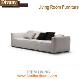 Couler le sofa italien moderne vivant D-62