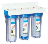 水フィルターまたは水清浄器Kk-T-5の三重のろ過