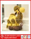아기 놀기를 위한 귀여운 견면 벨벳 낙타 장난감