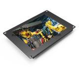 Monitor industrial del tacto de 10.4 pulgadas con diseño de la cubierta del metal