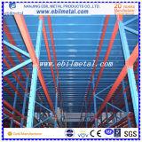 Plataformas de aço projetadas, assoalho de mezanino de aço da plataforma