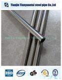 Яркая нержавеющая сталь AISI сваренное трубой 201, 304 для поручня