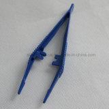 病院の使用のための使い捨て可能な医学の外科ピンセットのプラスチック鉗子