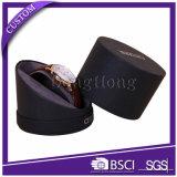 ハンドメイドの方法円形のボール紙のペーパー腕時計のギフト用の箱の包装