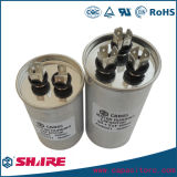 Petróleo duplo do funcionamento do motor da C.A. - capacitor Sh enchido do condicionador de ar Cbb65