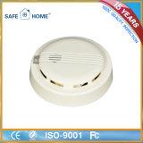 De Detector van het Alarm van de rook met 9V de Batterij van de Koolstof