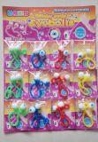 Il yo-yo appiccicoso dei giocattoli elastici divertenti Eyes i giocattoli di plastica