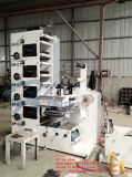 Stampatrice ad alta velocità del contrassegno dell'autoadesivo di stampa del contrassegno di 5 colori