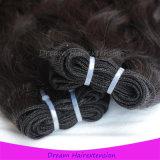 Человеческие волосы девственницы волны самого лучшего качества естественные