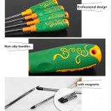 Chaves de fenda patenteadas com S2 Maerial e magnetismo elevado