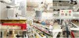 Máquina 2016 del plegado en abanico del tejido de la marca de fábrica de Chenghao para hacer el tubo plástico