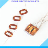 電子工学の空気コア誘導器コイルの磁石ワイヤー