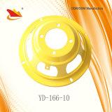 6.5 Zoll-bunter niedriger Preis-Qualität Subwoofer Rahmen--Lautsprecher-Korb