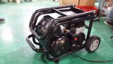 Компрессор воздуха Tat-2520p Oil- свободно молчком 2.0HP Manumotive (2.5HP 20L)