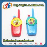 아이를 위한 최신 판매 재미있은 플라스틱 워키토키 장난감