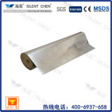 Underlayment da borracha natural de venda direta da fábrica com folha de alumínio