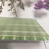 Vidrio del vidrio/Laminted del emparedado/vidrio del vidrio Tempered/edificio para la decoración