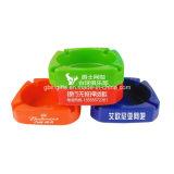 Der Melamin-Aschenbecher, der zu den fördernden Zwecken, verschiedene Farben geeignet ist, sind erhältlich