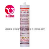 Het de azijn Kleefstof van het Venster van de Deur van het Glas/Dichtingsproduct van het Silicone (bfx-668)
