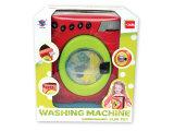 Toy Toy Pretend Play Toy Máquina de lavar elétrica (H0009348)