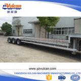 3つの車軸空気中断拡張可能で低いベッドのトラクターのトラックのトレーラー