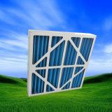 Воздушный фильтр панели картона плиссированный рамкой Pre
