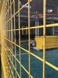 자유로운 정비 분말 도시와 부동산 프로젝트를 위한 입히는 가로변 방호벽