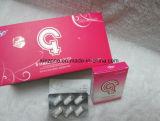 Tablettes orales femelles de G pour le perfectionnement de libido de femme, amplificateur femelle de Labido d'effets secondaires non-toxiques (KZ-KK036)