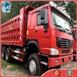 De Chinese van de Diesel van het hoogste-Merk 6*4/10wheels Sinotruck HOWO Vrachtwagen Stortplaats van de Mijn