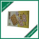 Cartão de empacotamento da caixa de bolo da caixa do bolo com preço de fábrica direto do projeto agradável